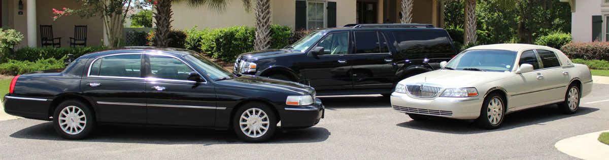 Executive Transportation Vehicles